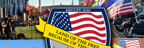 "Higley USD Veteran's Day ""Stuff"""