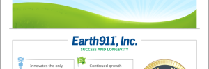 Earth911, Inc. Investor Information Sheet